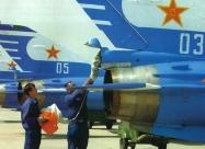 August 1st Chengdu F-7GB