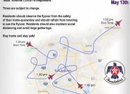 San Antonio flyover map