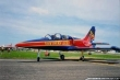Northern Lights Aerobatic Team L-39C Albatros in team's livery that crashed on 10 Feb 2001
