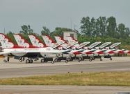 Thunderbirds public day, June 25