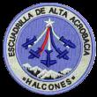 Halcones aerobatic team