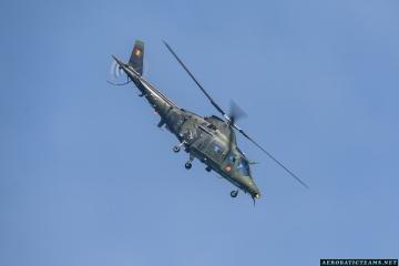 Belgian Air Force A109 Display Team