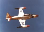 Thunderbirds T-33 Shooting Star
