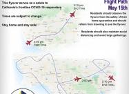 Los Angeles flyover map - May 15
