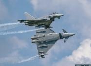 Austrian Air Force Eurofighters