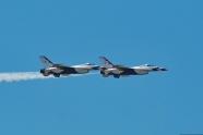 Thunderbirds in Bulgaria 2011