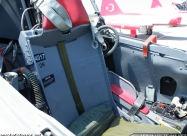 Turkish Stars NF-5 cockpit