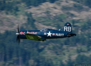 Red Bull F4U-4 Corsair