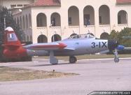 Patrouille de France F-84G Thunderjet