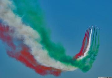 Frecce Tricolori 2021 Schedule