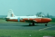 Cranwell Poachers Jet Provost T.4