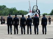 Thunderbirds pilots, June 24
