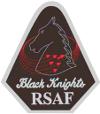 RSAF Black Knights logo