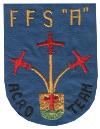 FFS A Acro Team logo