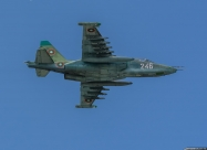 Bulgarian Air Force Su-25
