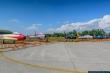 Cavallino Rampante, Diavoli Rossi, Lanceri Neri, Getti Tonanti and Frecce Tricolori vintage aircraft at Rivolto Air Base
