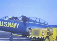 Blue Angels F9F-8T Cougar