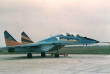 Ukrainian Tridents MiG-29. North America tour 1992