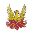 RAF Firebirds logo