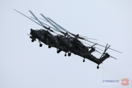 Berkut's Mi-28 crashed during demonstration