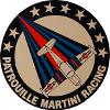 Patrouille Martini logo