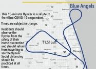 Chicago flyover map