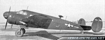 Beechcraft JRB (SNB) 1946