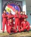 Jupiter Aerobatic Team pilots