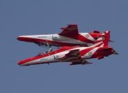 Surya Kiran BAe Hawk Mk 132. Photo by Rachit Mohin