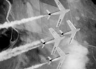 Minute Men F-86F-2 Sabre. Photo US ANG