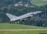 Austrian Air Force Eurofighter