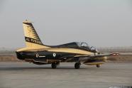 Al Fursan aircraft overrun the runway