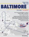 Baltimore flyover map