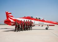 Surya Kiran BAe Hawk Mk 132