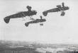 Focke Wulf Fw 44J Stieglitz aerobatic team