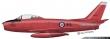 Fireballs Canadair F-86 Sabre