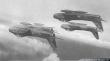 Sky Lancers Canadair F-86 Sabre, 2nd Wing paint scheme