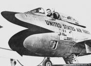 Thunderbirds F-84G Thunderjet