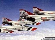 Thunderbirds F-4E Phantom