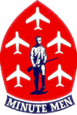 Minute Men aerobatic team logo