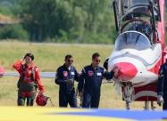 Turkish Stars first female pilot Major Esra Özata