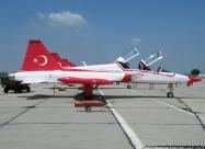 Turkish Stars second paint scheme