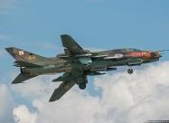Polish Air Force Su-22s