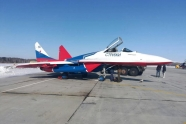 Swifts MiG-29s received new tailfin livery