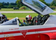 Patrouille Suisse F-5E Tiger