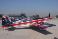 Halcones pilot died in crash