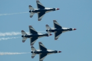 USAF Thunderbirds announced 2020 officers selection