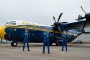 First photo of new Fat Albert C-130J