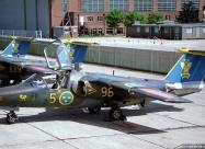 Team 60 SAAB 105, first paint scheme