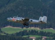 Red Bull  B-25 Mitchell